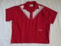 50'S King Louie ボウリングシャツ Red