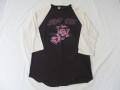 80'S STRAY CATS 七分袖T-shirt