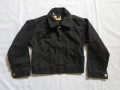 50'S Wrangler Kids 66MZJ Black Jacket