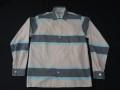 50'S WASHINGTON ボーダーコットンシャツ