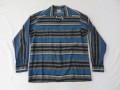 50'S McGREGOR ボーダーコットンシャツ
