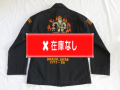 70'S Black 刺繍ジャケット