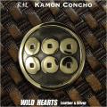 家紋コンチョ 真田幸村 六文銭 真鍮 家紋 Family Crests of Japan Samurai Family Crests Coat of Arms Brass Concho WILD HEARTS Leather&Silver (ID cc2224)