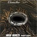 クリックポストのみ送料無料!コンチョ シルバー925 ブラック オニキス インディアンジュエリー Concho Sterling Silver Black Onyx Gemstone /WILD HEARTS Leather&Silver(ID cc2288)