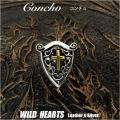 クリックポストのみ送料無料!コンチョ ジャーマンシルバー クロス アラベスク 飾りボタン Concho Cross Arabesque-design Metal/German-Silver  WILD HEARTS Leather&Silver (ID cc3788)