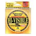 SUNLINE(サンライン) ソルトウォータースペシャル HI−VISIBLE 25lb