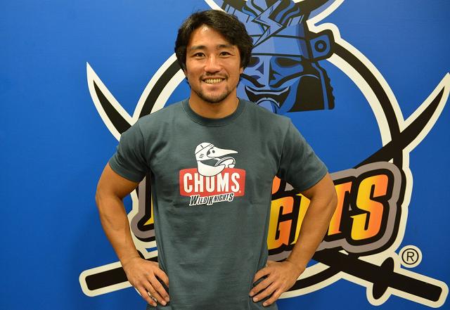 《ワイルドナイツグッズ》CHUMS(チャムス)コラボ×ワイルドナイツオリジナルTシャツ[XS~XXXL]【1着までメール便(ゆうパケット)対応可】[[Wild Knights Goods]] CHUMS Collaboration × Wild Knights Original TShirts [XS~XXXL]