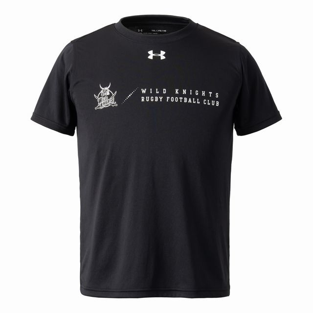 《ワイルドナイツ》20/21 アンダーアーマー製 ユースアップTシャツ