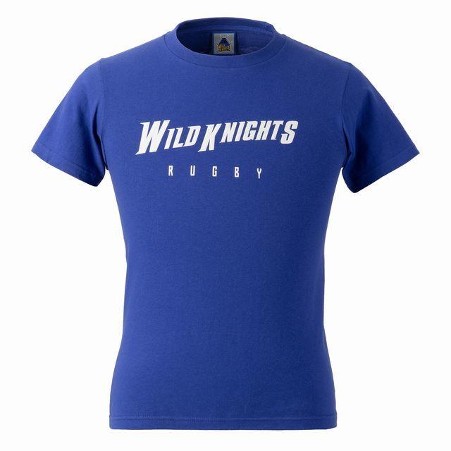 《ワイルドナイツ》WKキッズTシャツ 2020
