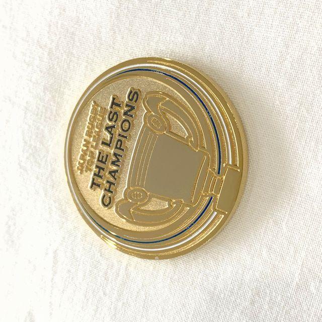 ワイルドナイツ,メダル