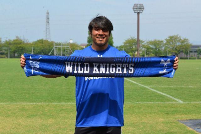 《ワイルドナイツグッズ》【2018-2019シーズン】アンダーアーマー製ワイルドナイツマフラータオル 《Wild Knights Goods》【2018-2019 Season New Item】 Wild Knights Cheering Towel by Under Armour.