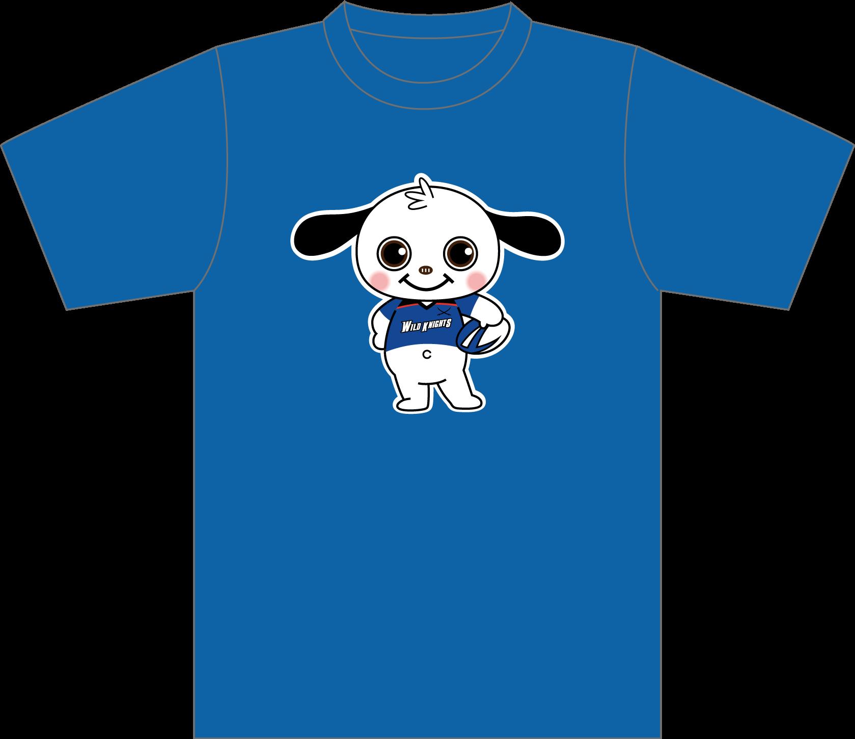 《ワイルドナイツ×ラガマルくん》キッズコラボTシャツ 《Wild Knights Goods》 Ragamarukun Collab Kids T-shirt 【メール便(ゆうパケット)対応可】