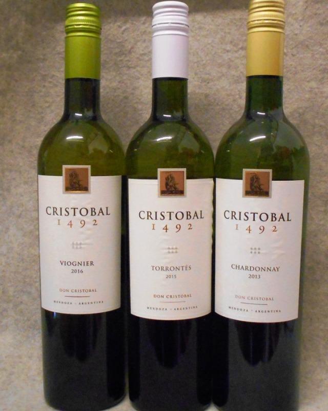 ドン・クリストバル白ワインワイン3本セット