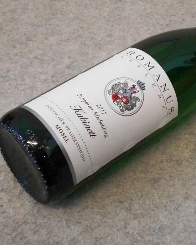 ピースポーター ミヘルスベルグ リースリング カビネット2017 モーゼル甘口白ワイン