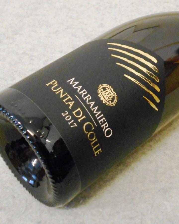 マラミエーロ プンタ ディ コーレ2017 Colline Pescaresi Chardonnay I.G.T.