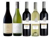 <送料無料>【オーストラリア&NZの当店人気ワインブランド】 オーガニックワイン5種セット