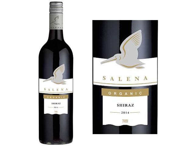 【オーストラリアン・オーガニックワイン】 サレーナ・エステート オーガニック・シラーズ 2014