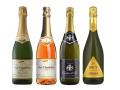 受賞歴多数 欧州産スパークリングワイン4本セット 送料込み