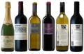 バラエティ豊かな泡・白・赤ワイン 6本セット 送料無料