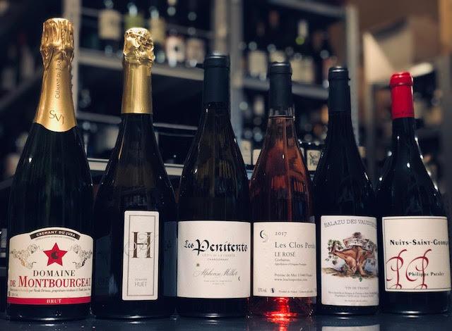 【送料無料】2019年夏・訪ねて選んだフランスワイン6本セット(泡・泡・白・ロゼ・赤・赤)
