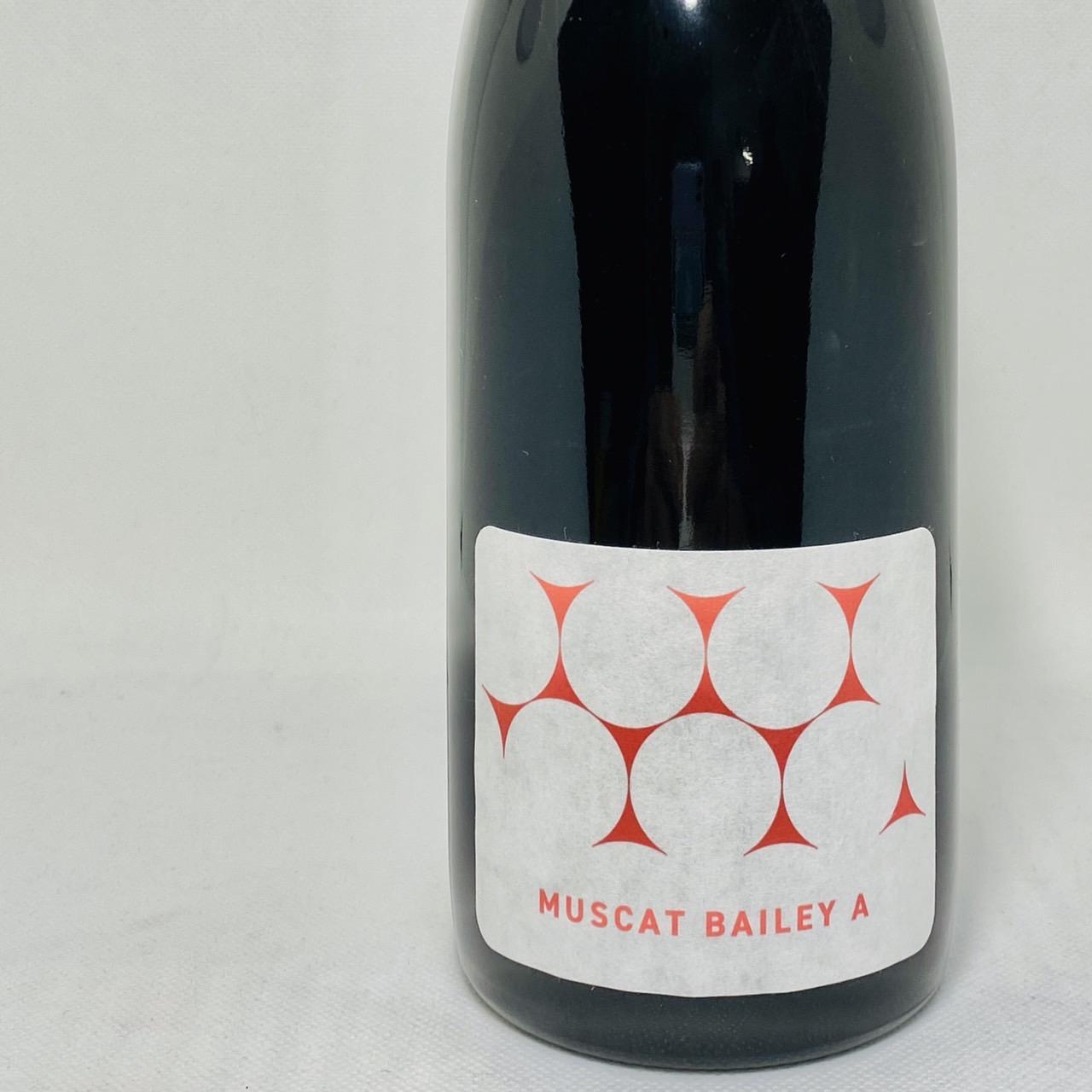 島之内フジマル醸造所 / マスカットベイリーA 2020年(赤)