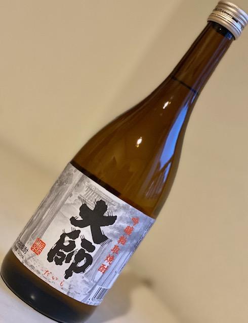 媛囃子(ひめばやし)/粕取焼酎 大師 25°720ml