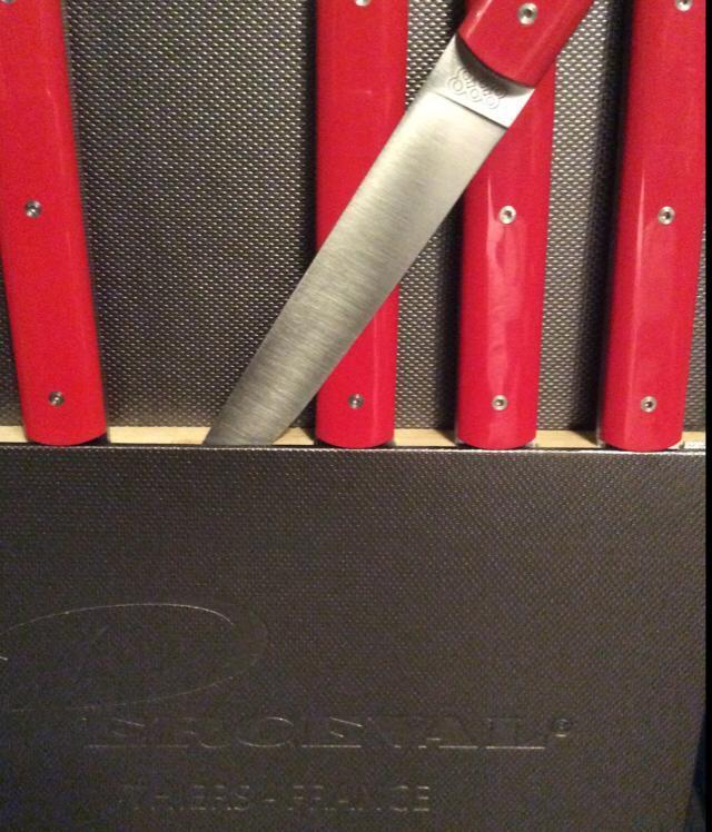 PERCEVAL 888シリーズ テーブルナイフ 6本セット