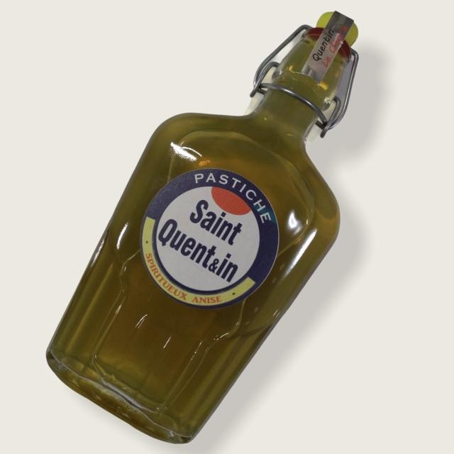 カンタン ル クリアッシュ/パスティシュ サンカンタン 45% 500ml(蒸留酒)