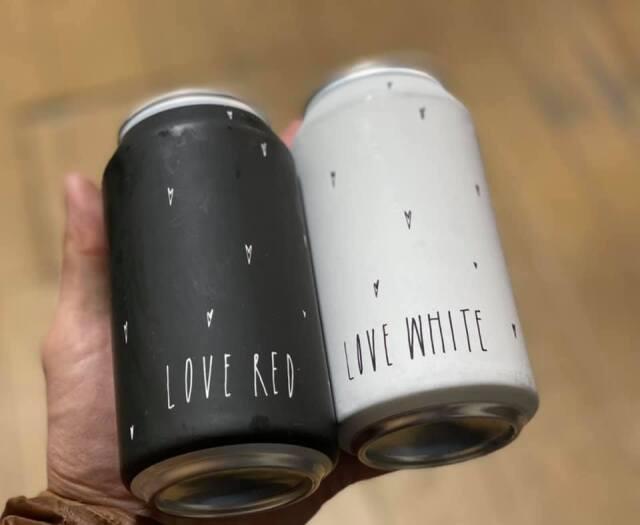 ブロックセラーズ/ラヴ レッド 2019年 375ml缶 (赤) ※画像左側のみ