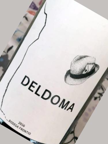 ボデガ・フロンティオ/デルドマ 2018年(白)