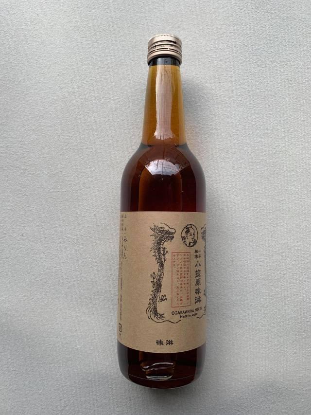 FUJIMARUセレクト/小笠原味醂醸造 一子相傳 600ml(愛知・小笠原味醂醸造)