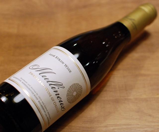 マリヌーファミリーワインズ/16ストローワイン 375ml (極甘口)