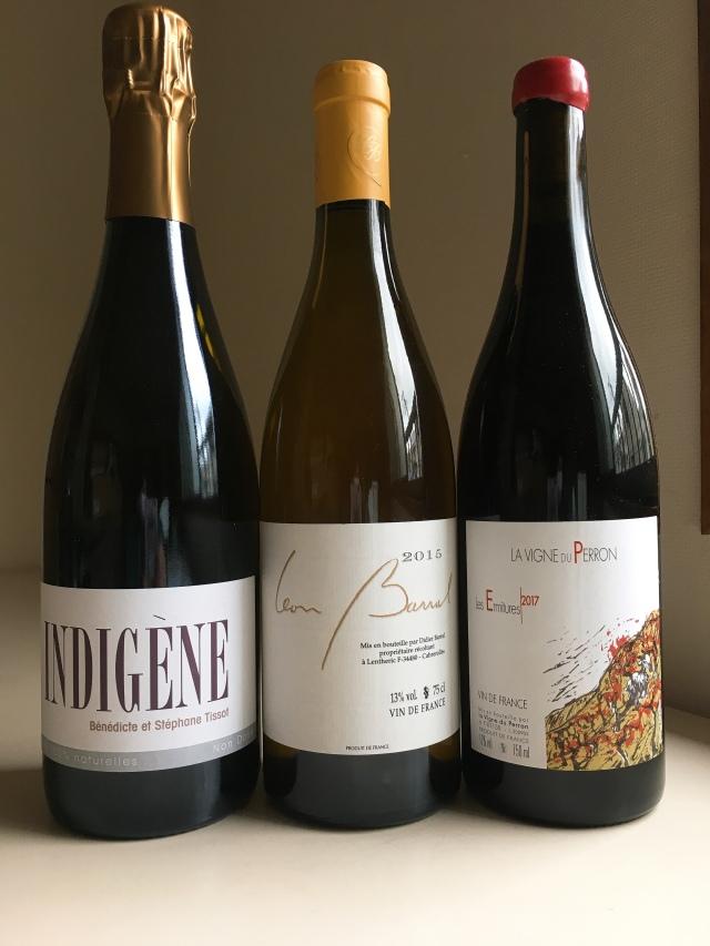 職人技を味わう希少な山ワイン泡白赤3本セット