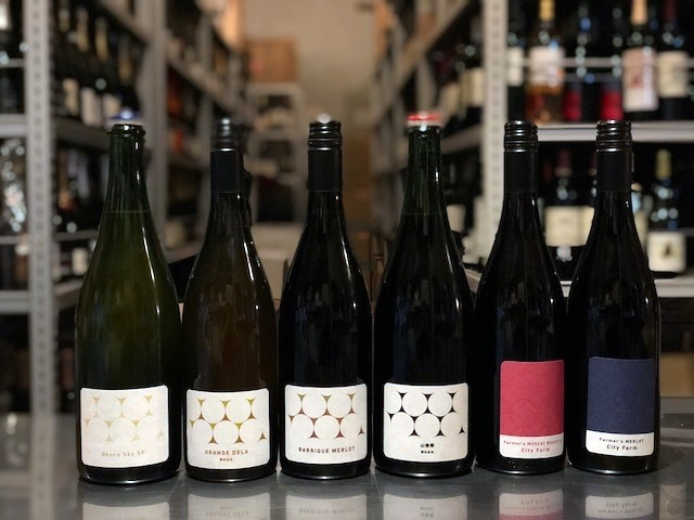 島之内・清澄白河フジマル醸造所/2018年8月新発売ワイン6本セット(泡・オレンジ・赤4種)