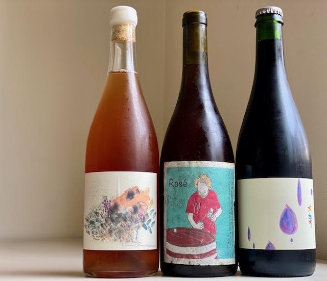 【送料無料】ルーシーマルゴーのロゼを含む、イケてるワイン3本セット ※限定数 在庫限りです