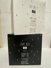 ブロックセラーズ/ラヴ ホワイト 2019年 375ml缶 (白) × 4本セット(専用箱入り)