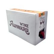 【新発売】島之内 フジマル醸造所/Bag In Box 3L(オレンジ:キュベパピーユOrange-Dela 2020年)★島之内ポン酢1本プレゼントキャンペーン★