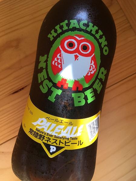 常陸野ネストビール<ペールエール>720ml