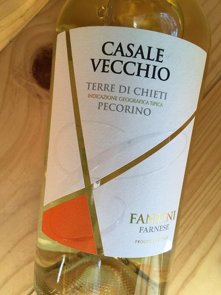 カサーレ ヴェッキオ ペコリーノ [2016] ファルネーゼ