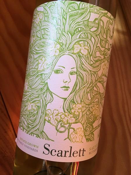 スカーレット・ソーヴィニヨン・ブラン[2015] スカーレット・ワインズ
