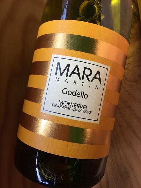 マラ・マルティン ゴデーリョ [2016] ボデーガス・マルティン・コダックス