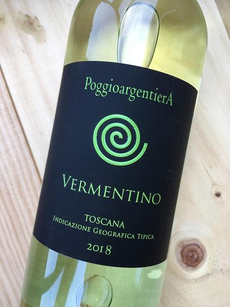 ヴェルメンティーノ トスカーナ [2018] ポッジョ・アルジェンティエラ