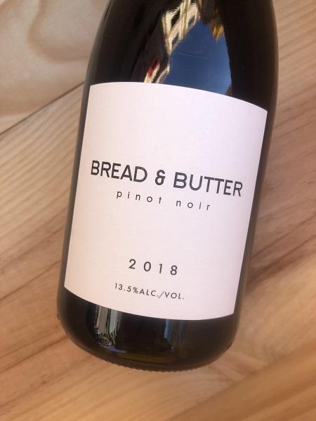 ブレッド&バター ピノ・ノワール [2018]
