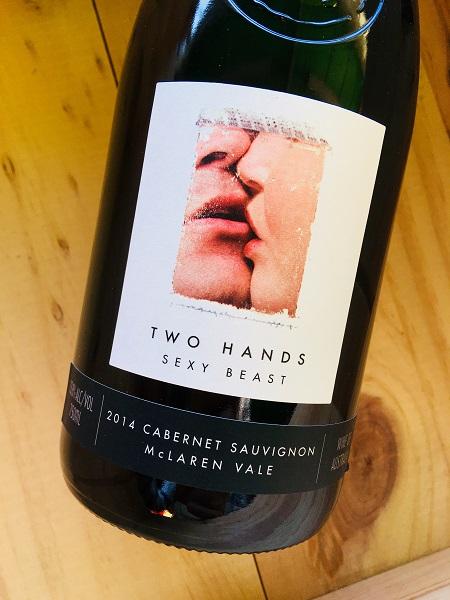 セクシー・ビースト カベルネ・ソーヴィニヨン [2014] トゥー・ハンズ・ワインズ