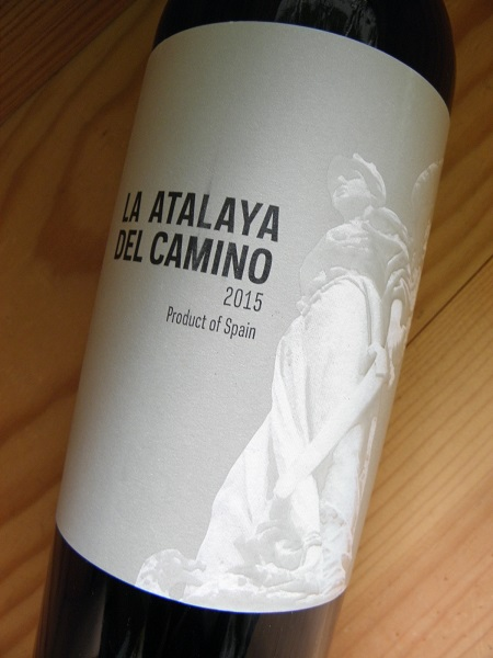 ラ・アタラヤ デル・カミーノ [2015] ボデガス・アタラヤ