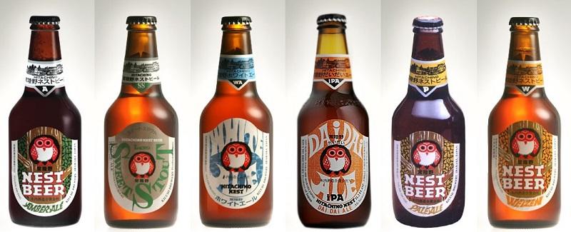 常陸野ネストビール<送料無料・330ml瓶 24本>セット