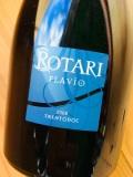 5年熟成・ブランドブランの逸「泡」 ロータリ ブリュット フラーヴィオ [2008] (箱入り)