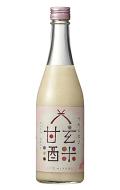 【生命力たっぷりの自然栽培イセヒカリ玄米甘酒】五橋 玄米甘酒  540g