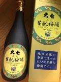 大七 生酛梅酒 [2016] 720ml