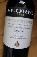 マルサラ・スペリオーレ・セッコ[2008] フローリオ
